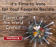 Vote-Flavors-of-the-World-Widget