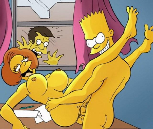 The Simpsons Hentai Sex 7