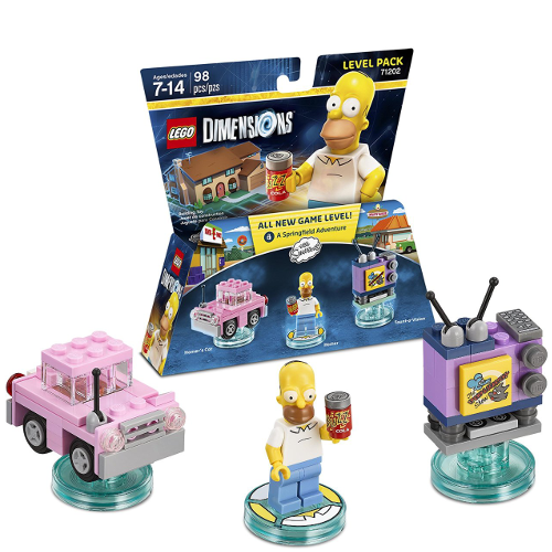 Lego Dimensions The Simpsons Confirmed Sets The