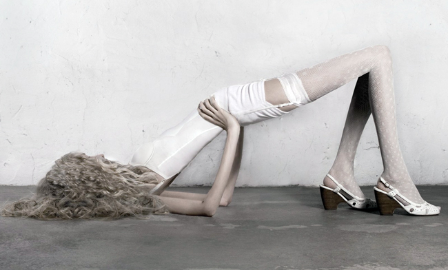 anorexic încearcă să piardă în greutate)