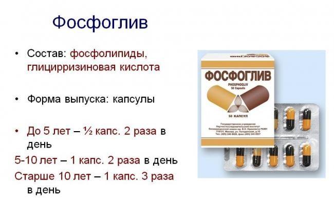 fosfoglivas ir hipertenzija)