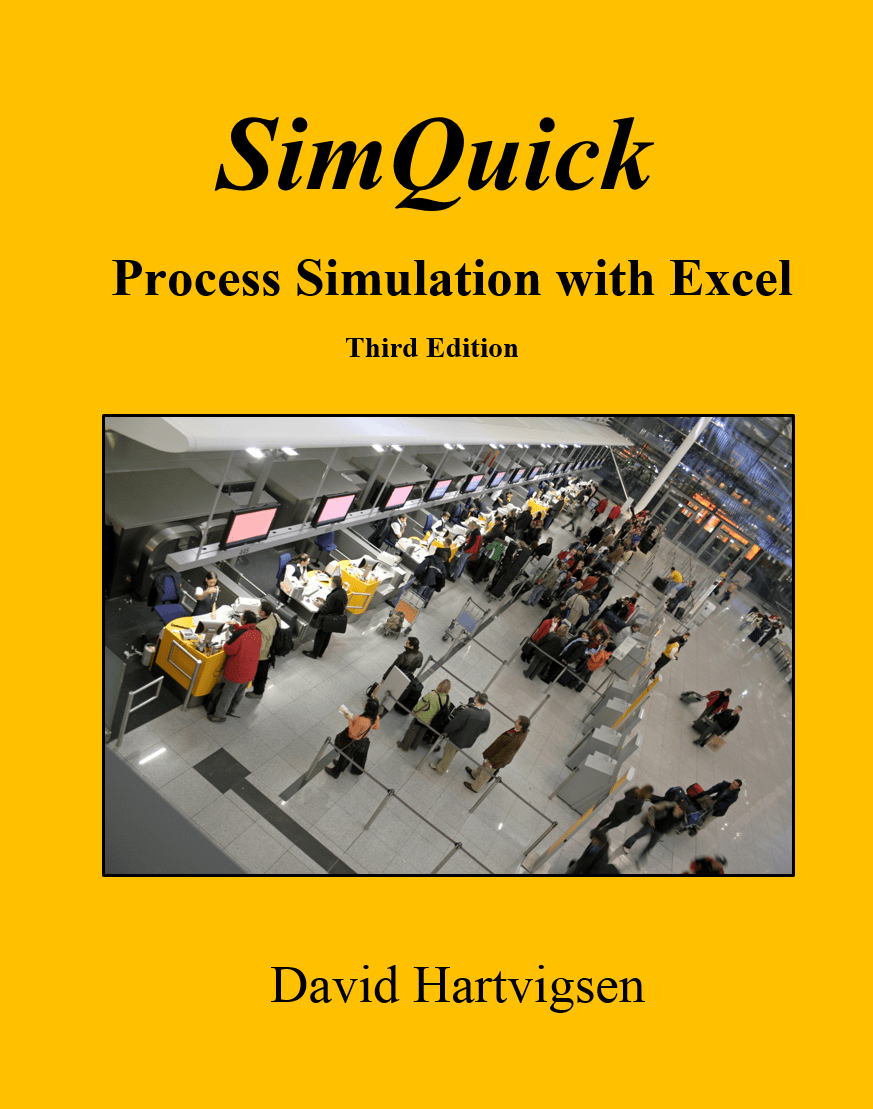 SimQuick – Process Simulation with Excel