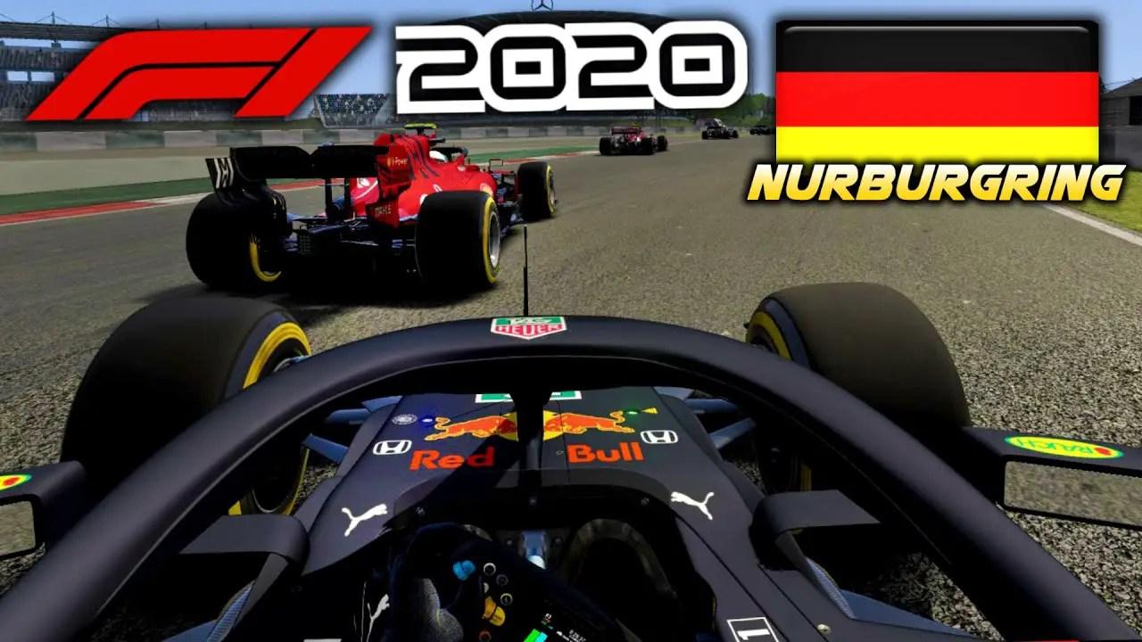 Video: aarava drives vNurburgring ahead of Eifel Grand Prix