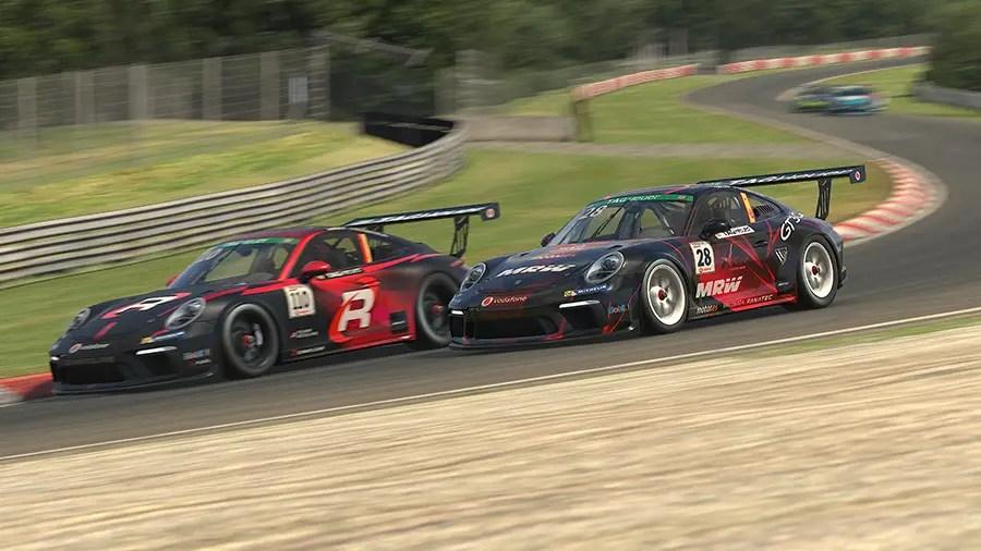 iRacing Porsche Supercup Preview: Round 1 @Interlagos