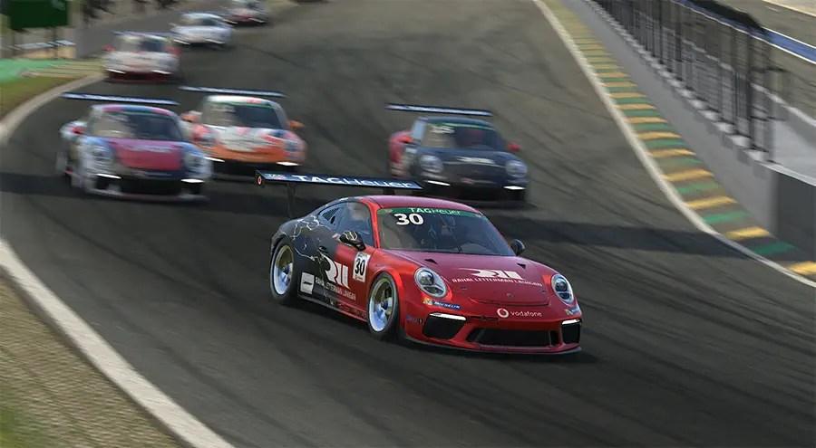 iRacing Porsche Supercup Race Preview: Barcelona