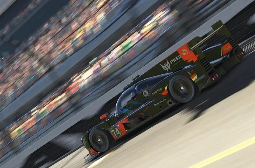 IMSA iRacing Pro Series: Andrews Wins Daytona invitational