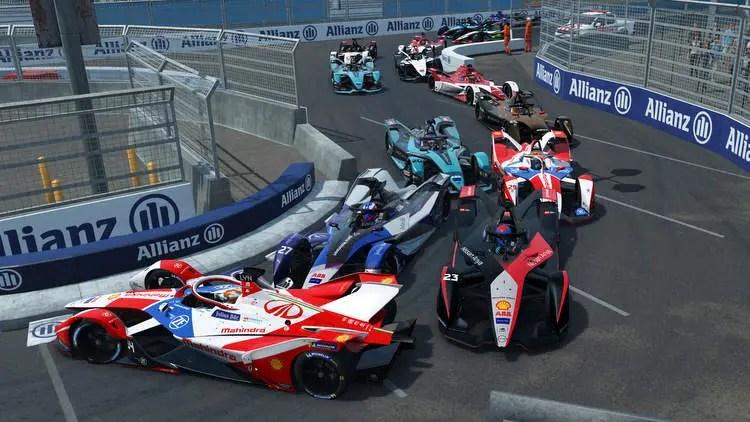 Formula E Accelerate: Erhan Jajovski wins opener of 0K series