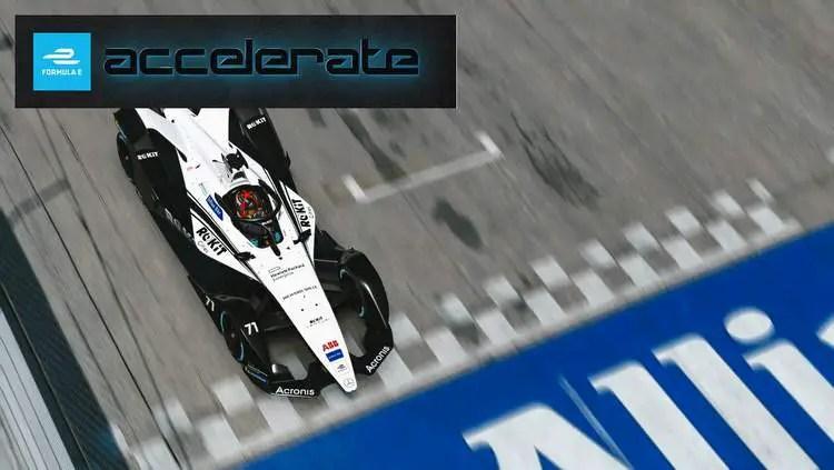 Formula E Accelerate: Jajovski does it in Round 5