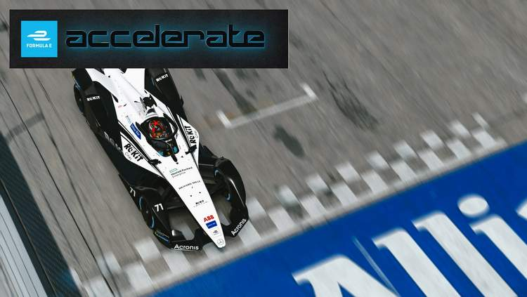 Formula E Accelerate: Jajovski does it in Round 5