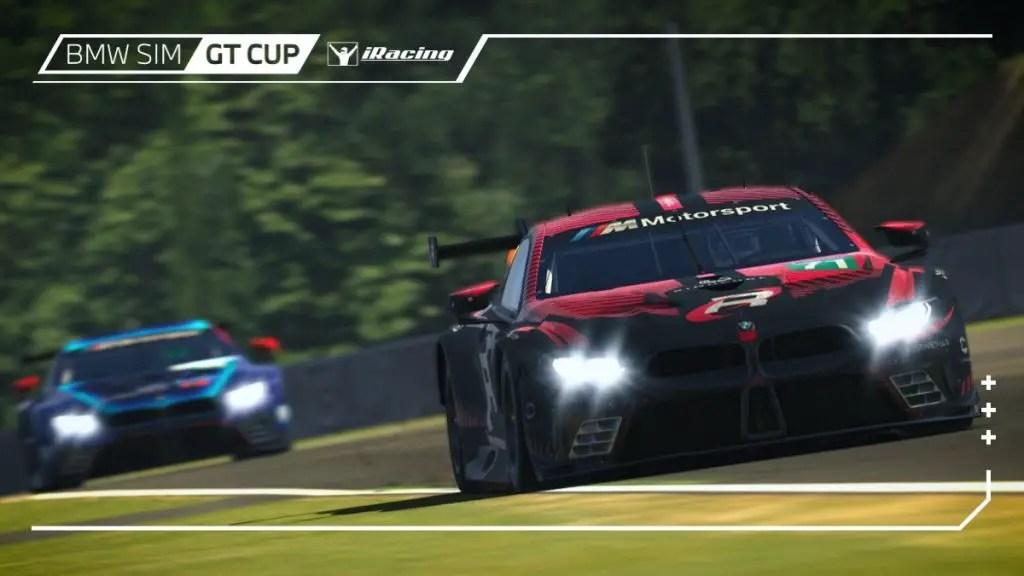 iRacing BMW SIM GT @Suzuka:Bonito & Benecke win; Verstappen crashes