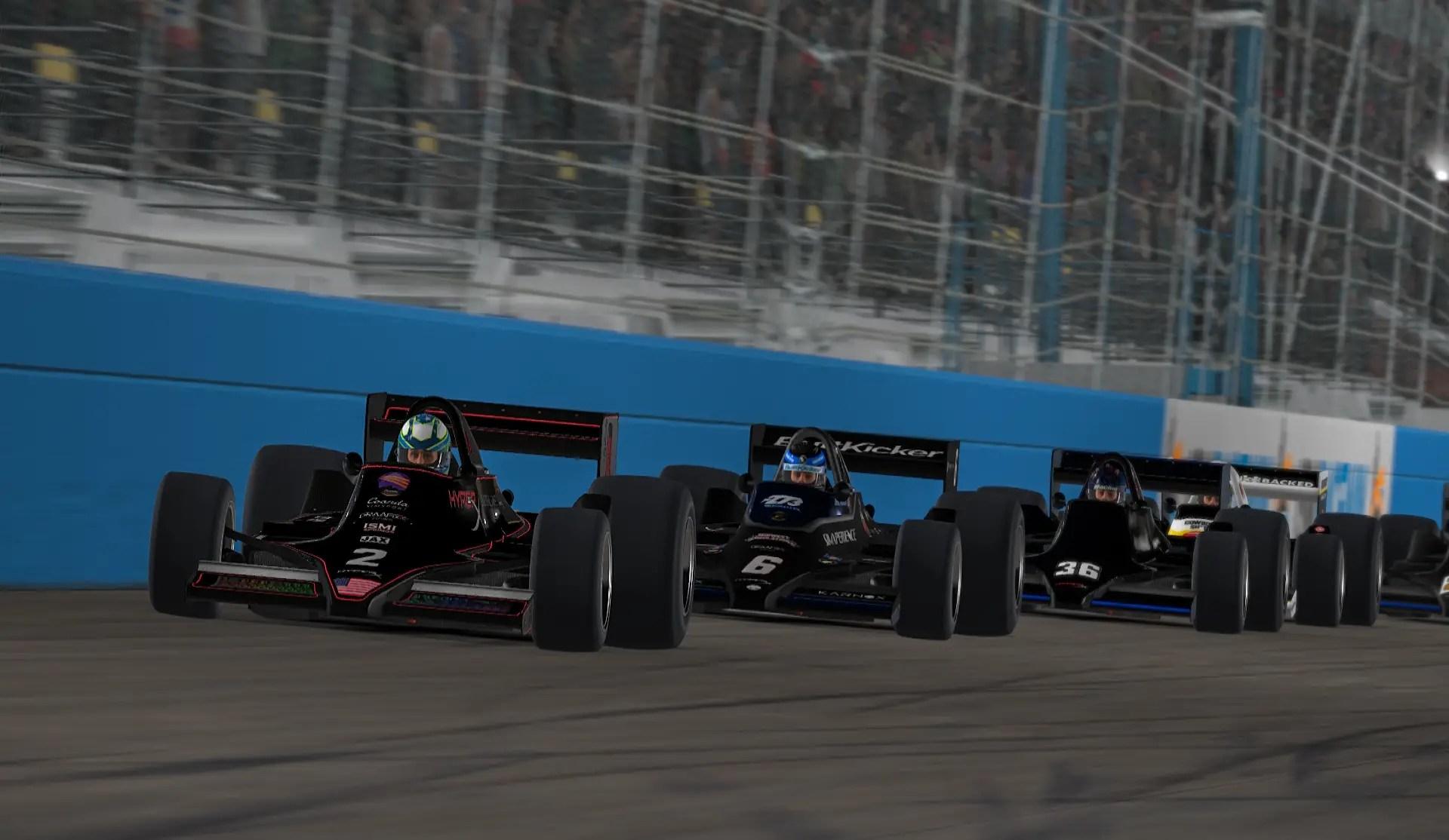 iRacing Lionheart Retro Series Round 4 GP Of Mosport