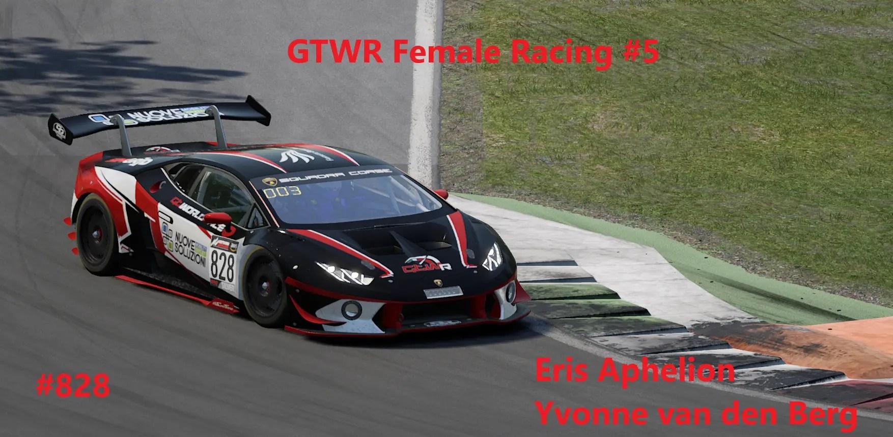 Women In Sim Racing Weekly Blog #8