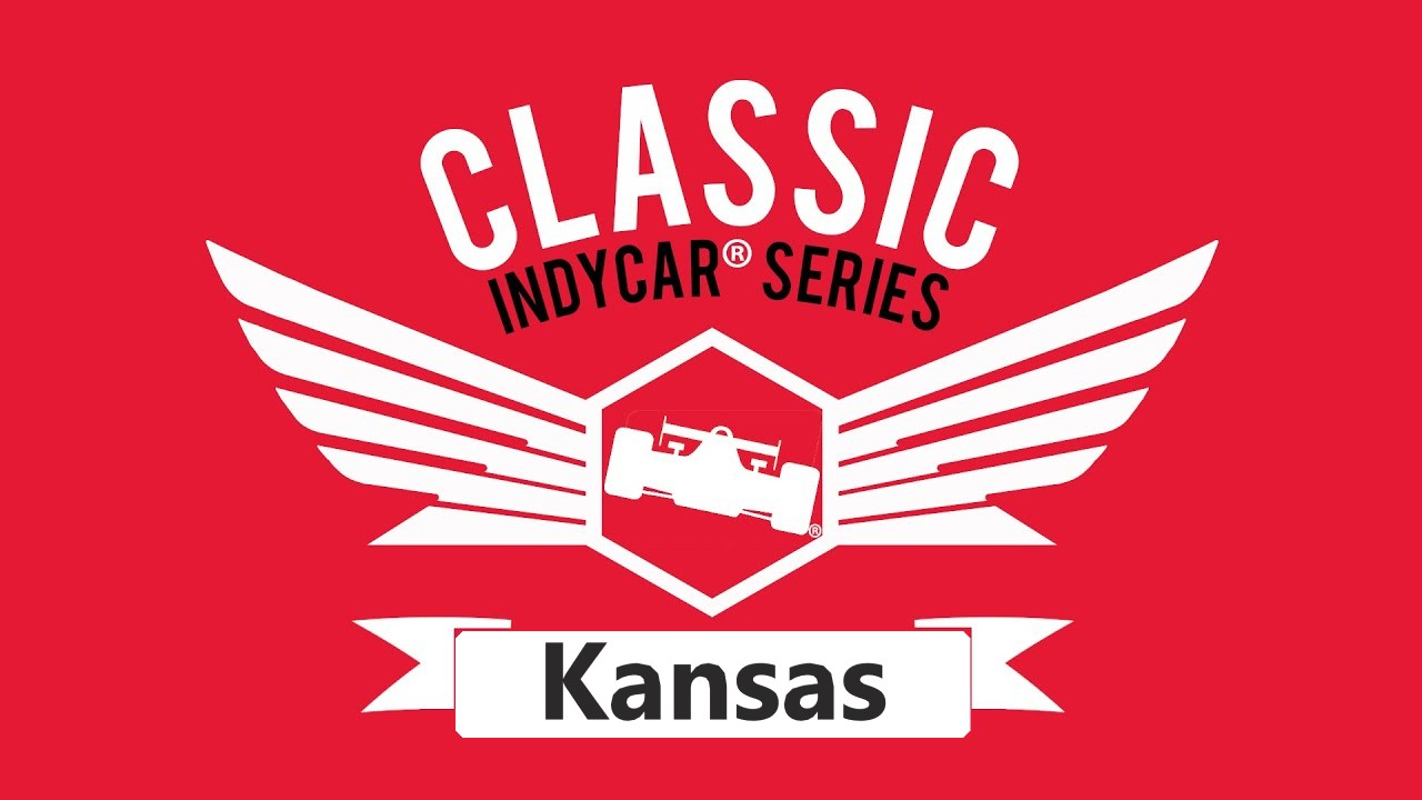 iRacing Classic Indycar Series Round 3 Kansas 25/04/21