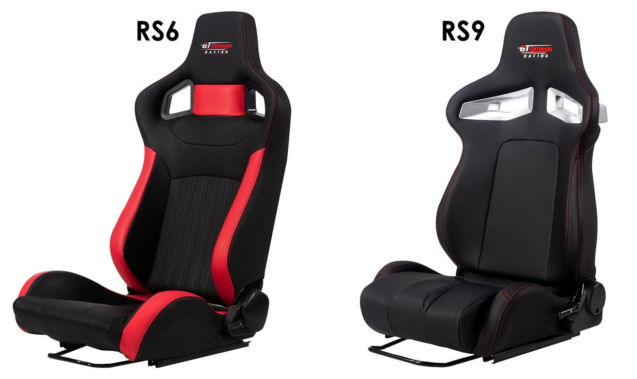 Best Racing Seats GT OMEGA RS6 & RS9