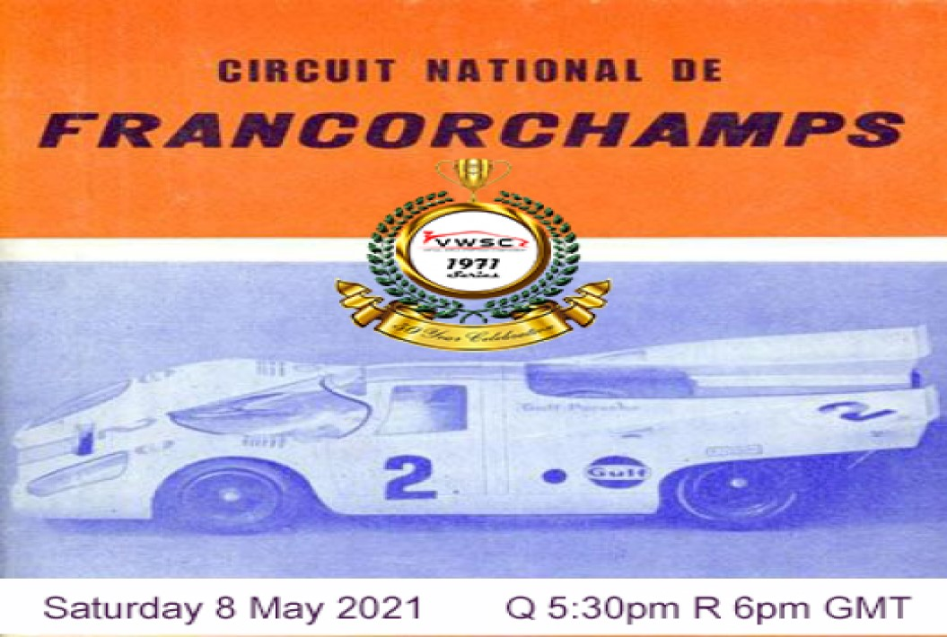 rFactor2 CMS VWSC 1971 World Sportscar Championship Spa