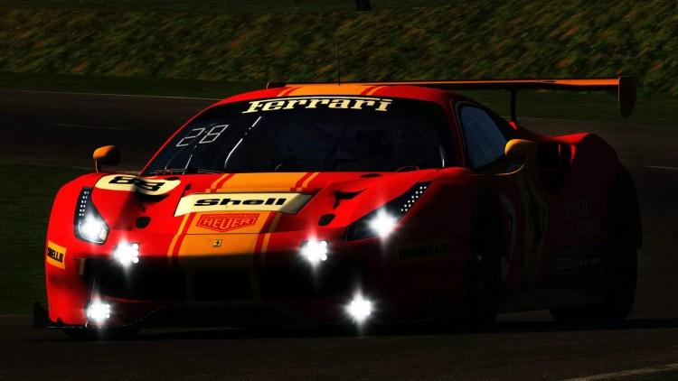 free Ferrari iRacing liveries trading paints