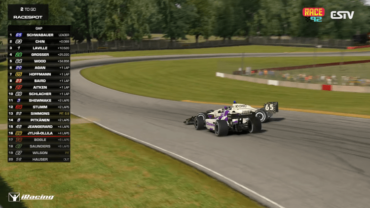 Classic IndyCar Series iRacing