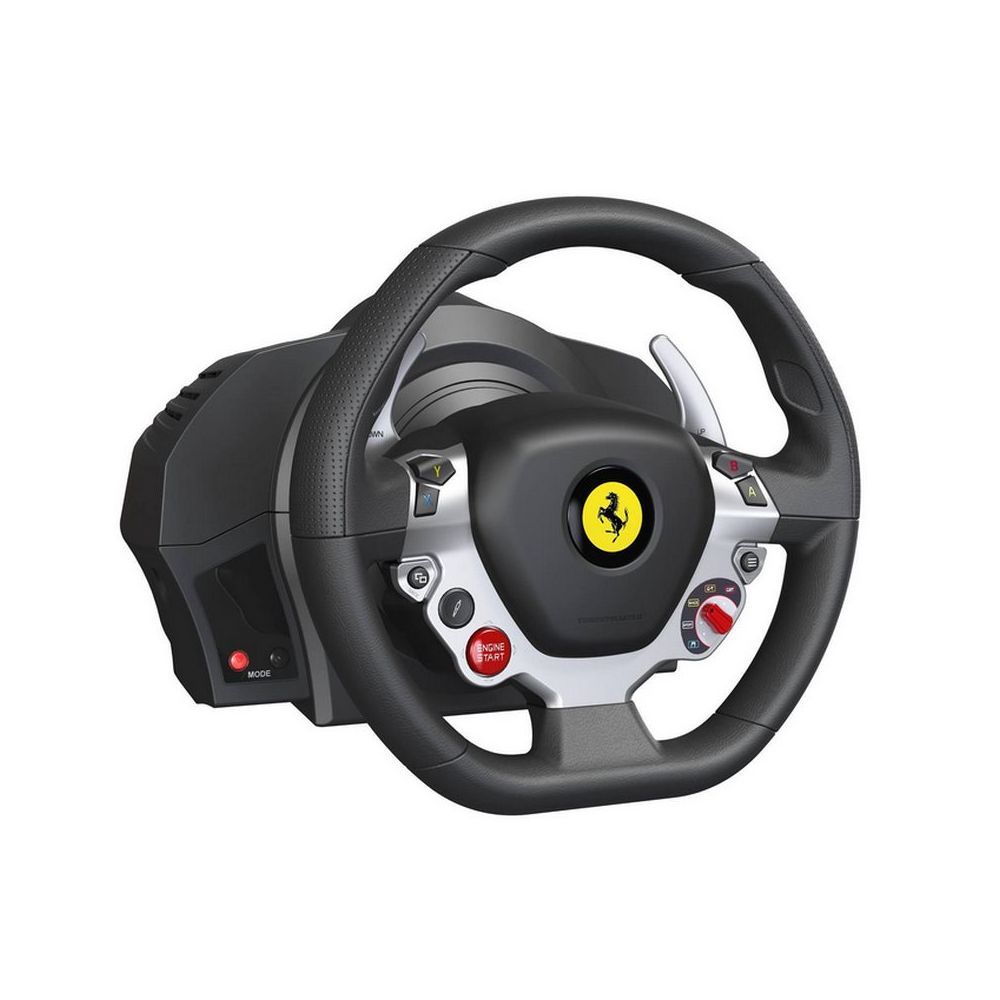 Thrustmaster TX Racing Wheel Ferrari 458 Italia Edition   simRacer.es