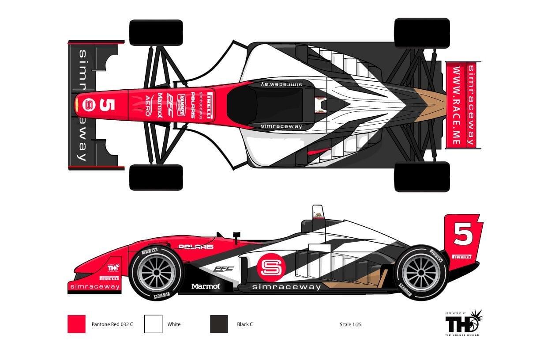 Formula 3 Arrive And Drive Summer Racing Series 34950