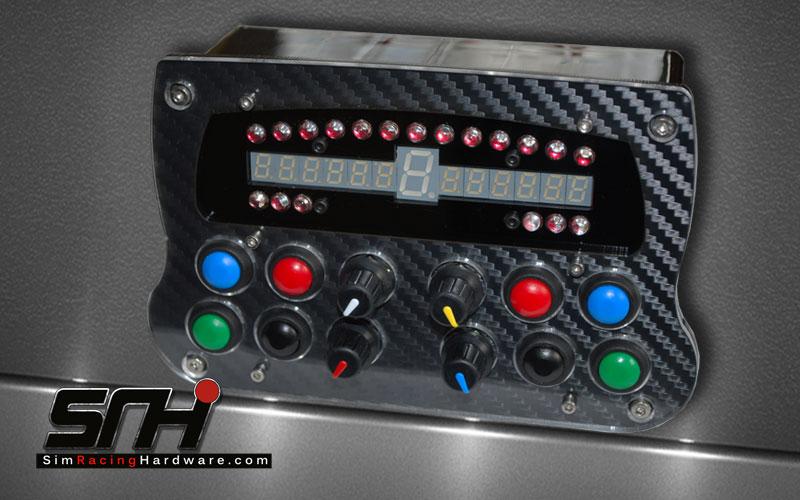 SLI Button Box Sim Racing HardwareSim Racing Hardware