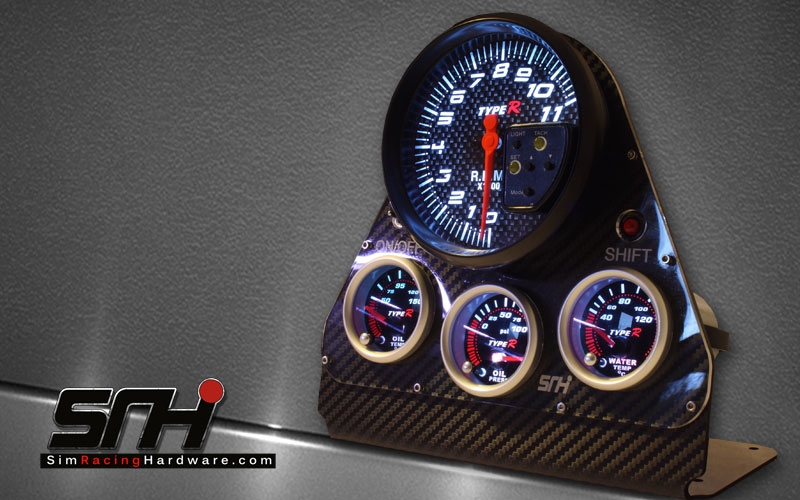 Tach Dash Sim Racing HardwareSim Racing Hardware