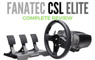 Fanatec CSL Elite Review