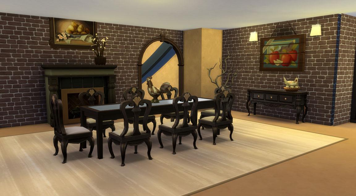 Download Golden Fantasy Castle Sims Online