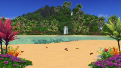 The Sims 4 Island Living: First Impression - Sims Online