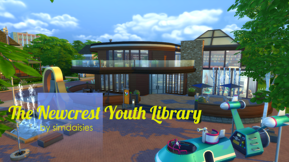 Newcrest Youth Library