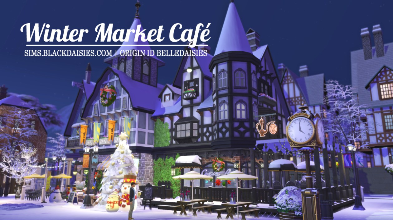 Winter Market Cafe