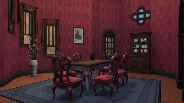 Great Mod The Sims The House Of The Faun Pompeii Italy - myasthenia