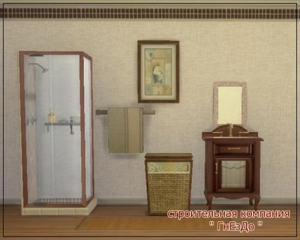 sims 3 by mulena a set of furniture