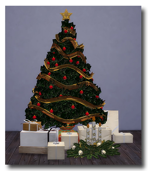 Msteaqueen Christmas Tree Gifts Amp Painting Converted