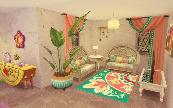 Via Sims House 21 Sims 4 Downloads
