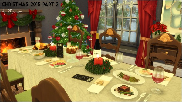 Christmas Archives Sims 4 Downloads