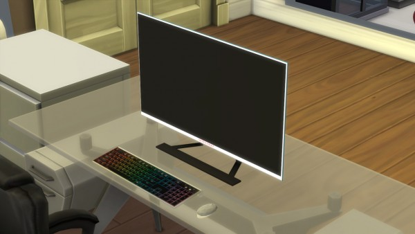 OceanRAZR Gaming PC Sims 4 Downloads