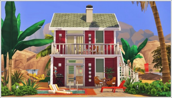 Sims 3 By Mulena Tiny House Sims 4 Downloads