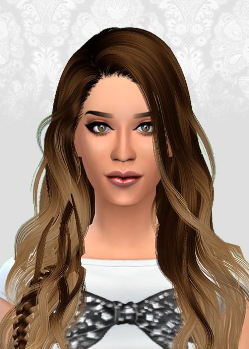 Sims 4 Hairs House Of The Rising Sim Newseas Titanium
