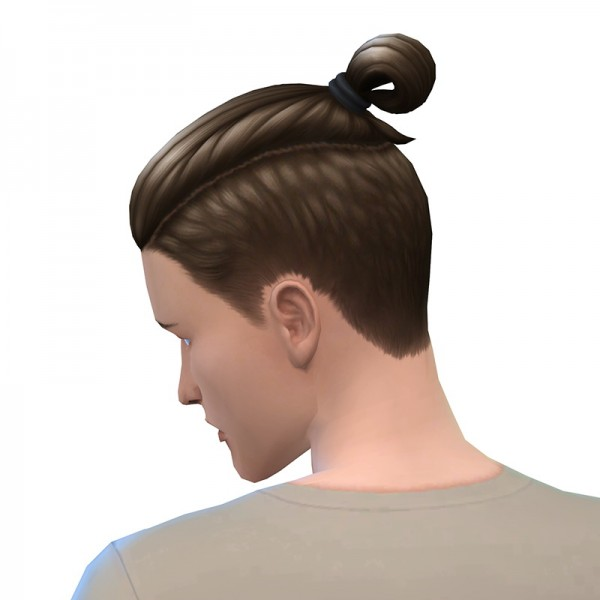 Sims 4 Hairs Deelitefulsimmer City Living Mens Hair