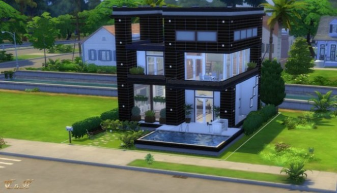 Image result for crazy sims houses