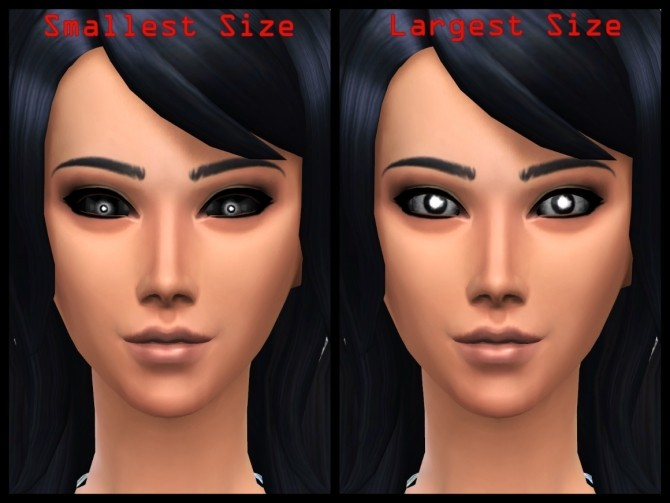 PhantomSpringtrap Eye Texture By KirNoLan At Mod The Sims Sims 4 Updates