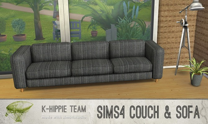 15 Couch Potatoes Sofa Recolors Vol 1 At K Hippie Sims