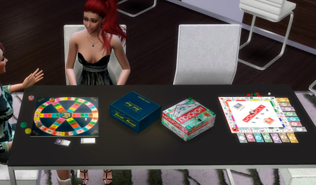 Monopoly And Trivial Clutter Games At PqSims4 Sims 4 Updates