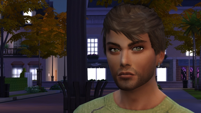 Gerry By Elena At Sims World By Denver Sims 4 Updates