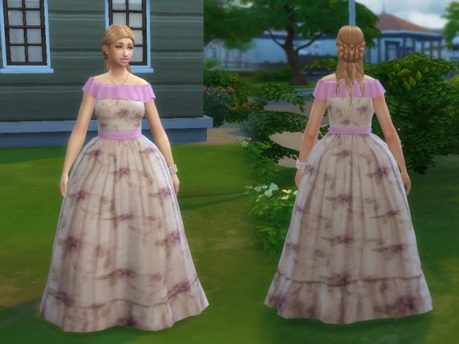 Civil War Fashion Version 2 At My Stuff Sims 4 Updates