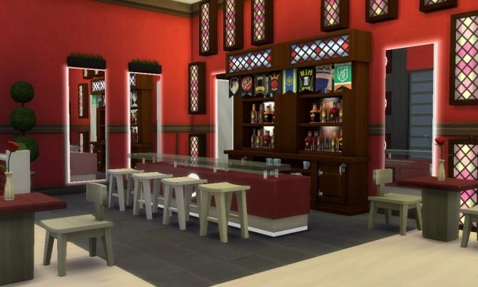 Japanese Bar No CC At Tatyana Name Sims 4 Updates