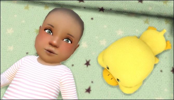 4 Baby Skin Sims Overlay