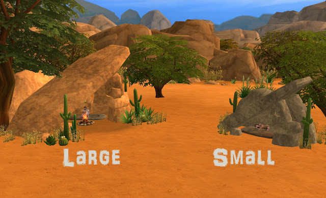 Prehistoric Rock Shelter By Anni K At Historical Sims Life