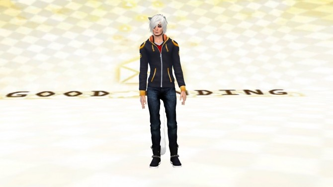 707s Famous Hoodie From Mystic Messenger By
