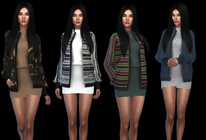 Emma Outfit At Leo Sims Sims 4 Updates